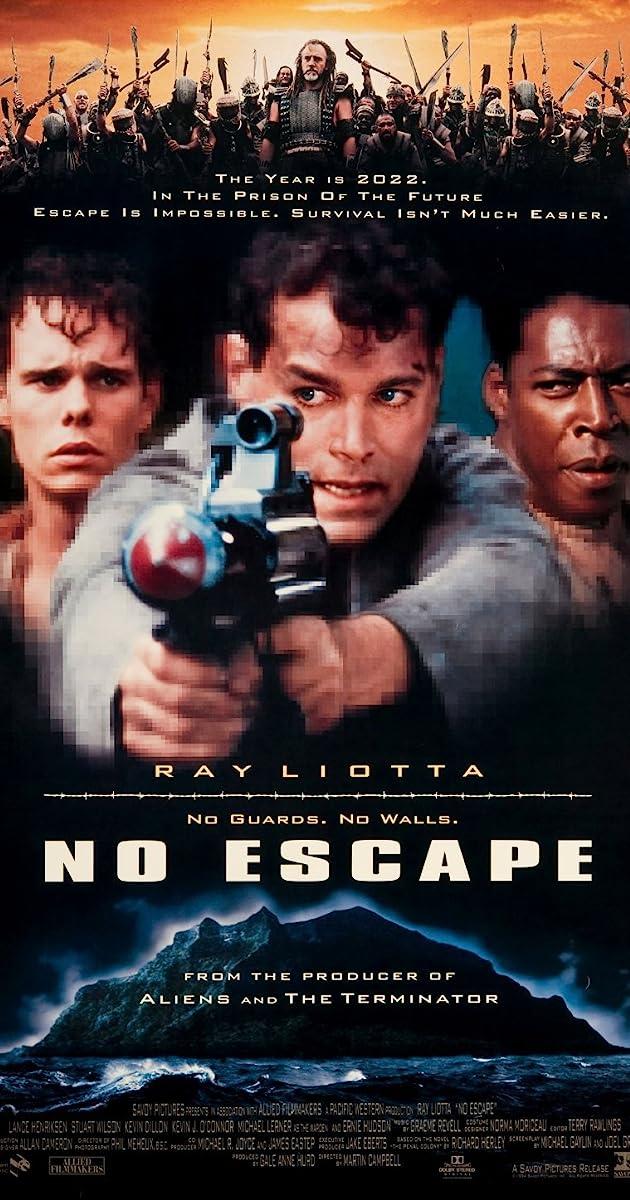 Subtitle of No Escape