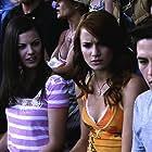 Nick Zano, Shantel VanSanten, Bobby Campo, and Haley Webb in The Final Destination (2009)