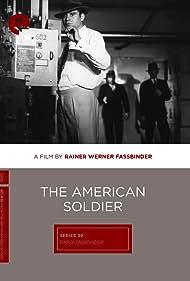 Rainer Werner Fassbinder in Der amerikanische Soldat (1970)