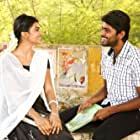 Kathir and Anandhi in Pariyerum Perumal (2018)