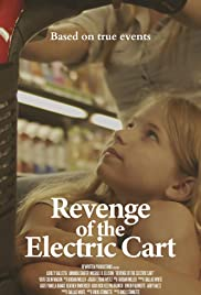 Revenge of the Electric Cart Poster