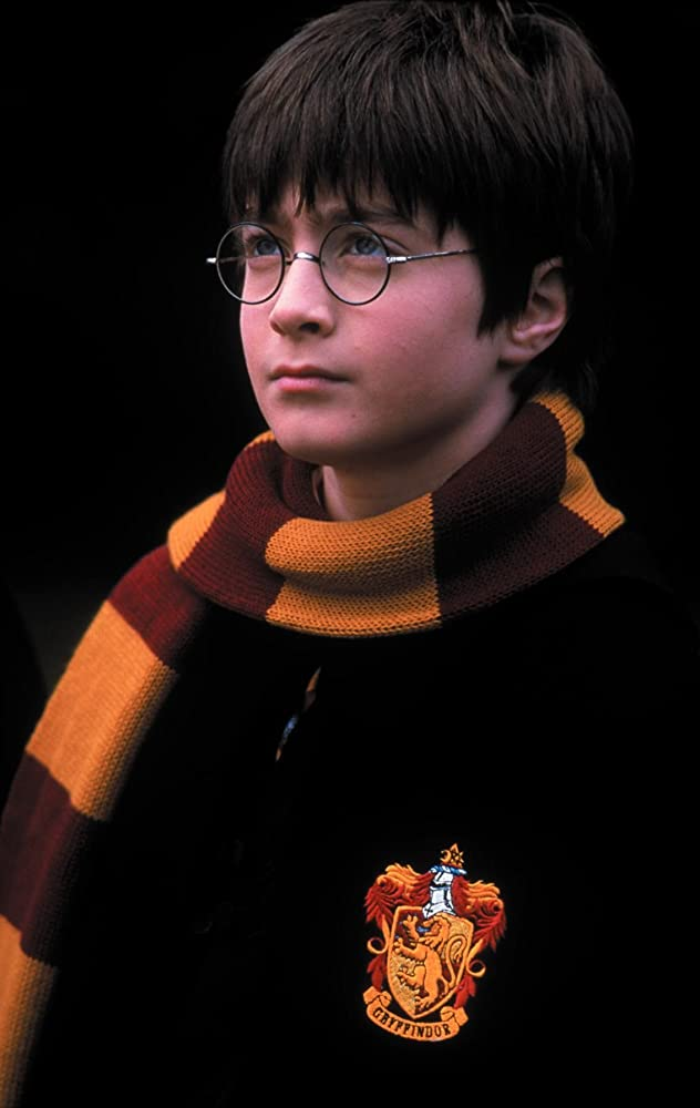 Daniel Radcliffe in Harry Potter and the Sorcerer's Stone (2001)