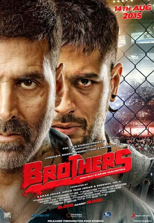 Brothers (2015) centmovies.xyz
