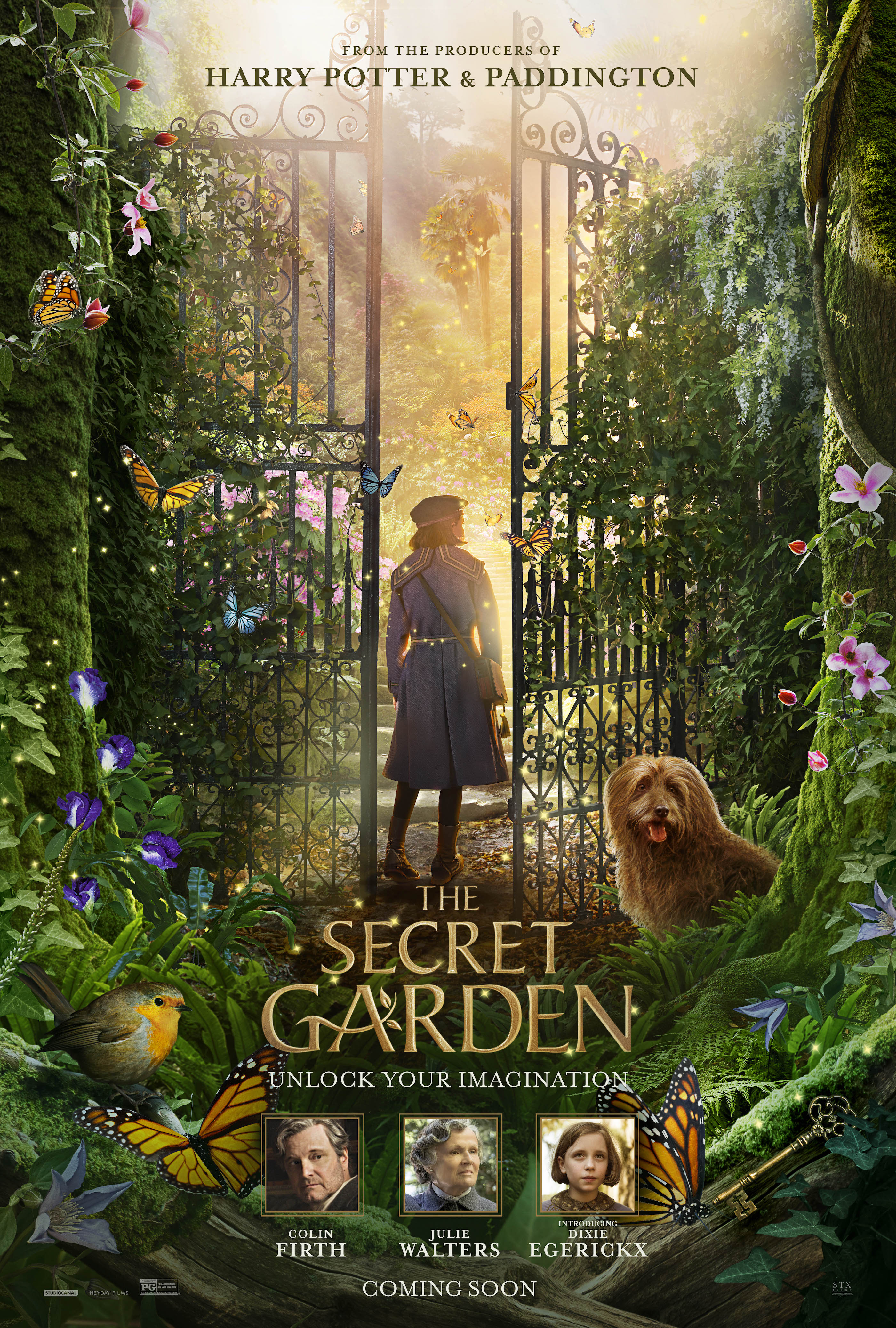 back to the secret garden watch online free