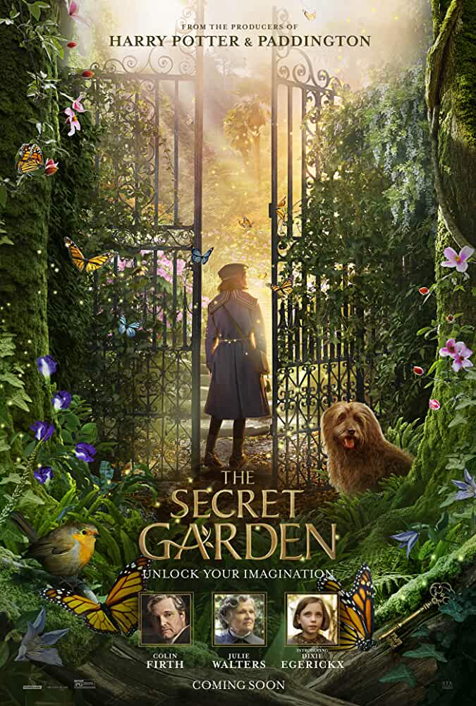 The Secret Garden | 2020 | English | 1080p | 720p | WEB-DL