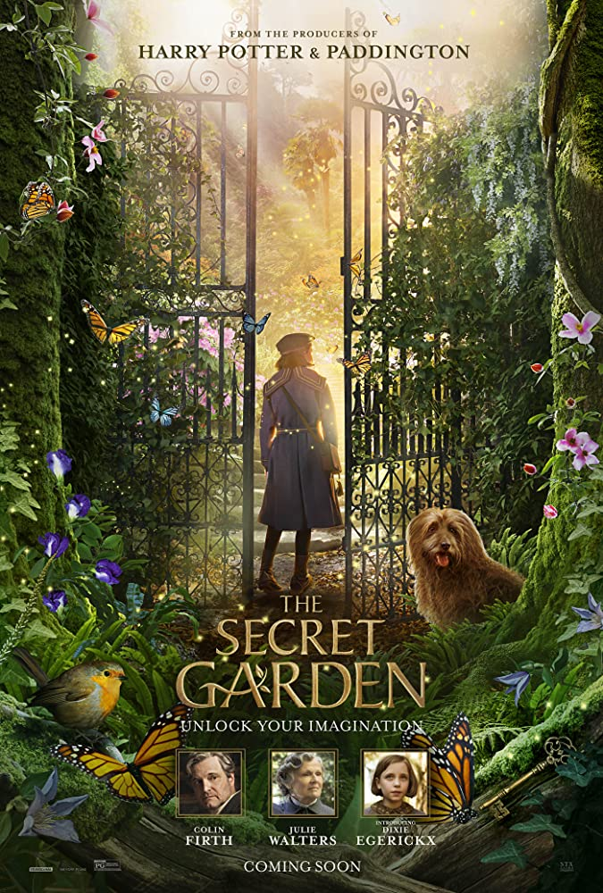 The Secret Garden (2020) English 720p HDRip Esubs DL