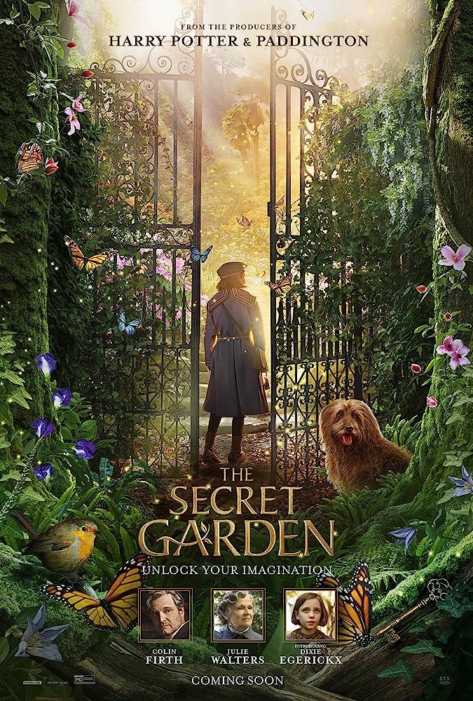 The Secret Garden (2020) English 720p HDRip Esubs DL