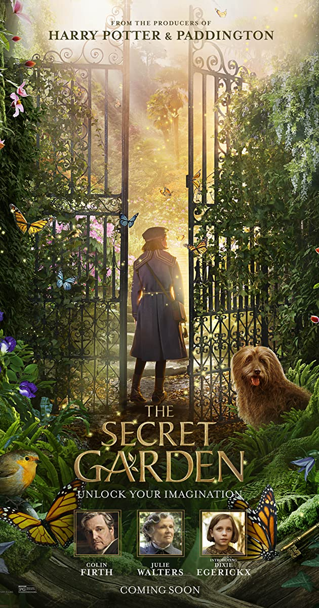 Image result for the secret garden 2020 where to watch