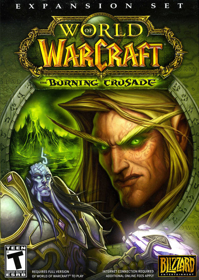 World of Warcraft: Burning Crusade (Video Game 2007) - IMDb
