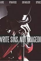 Panic! at the Disco: I Write Sins Not Tragedies