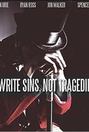 ba9ef964 Panic! At the Disco: I Write Sins Not Tragedies (Video 2006) - IMDb