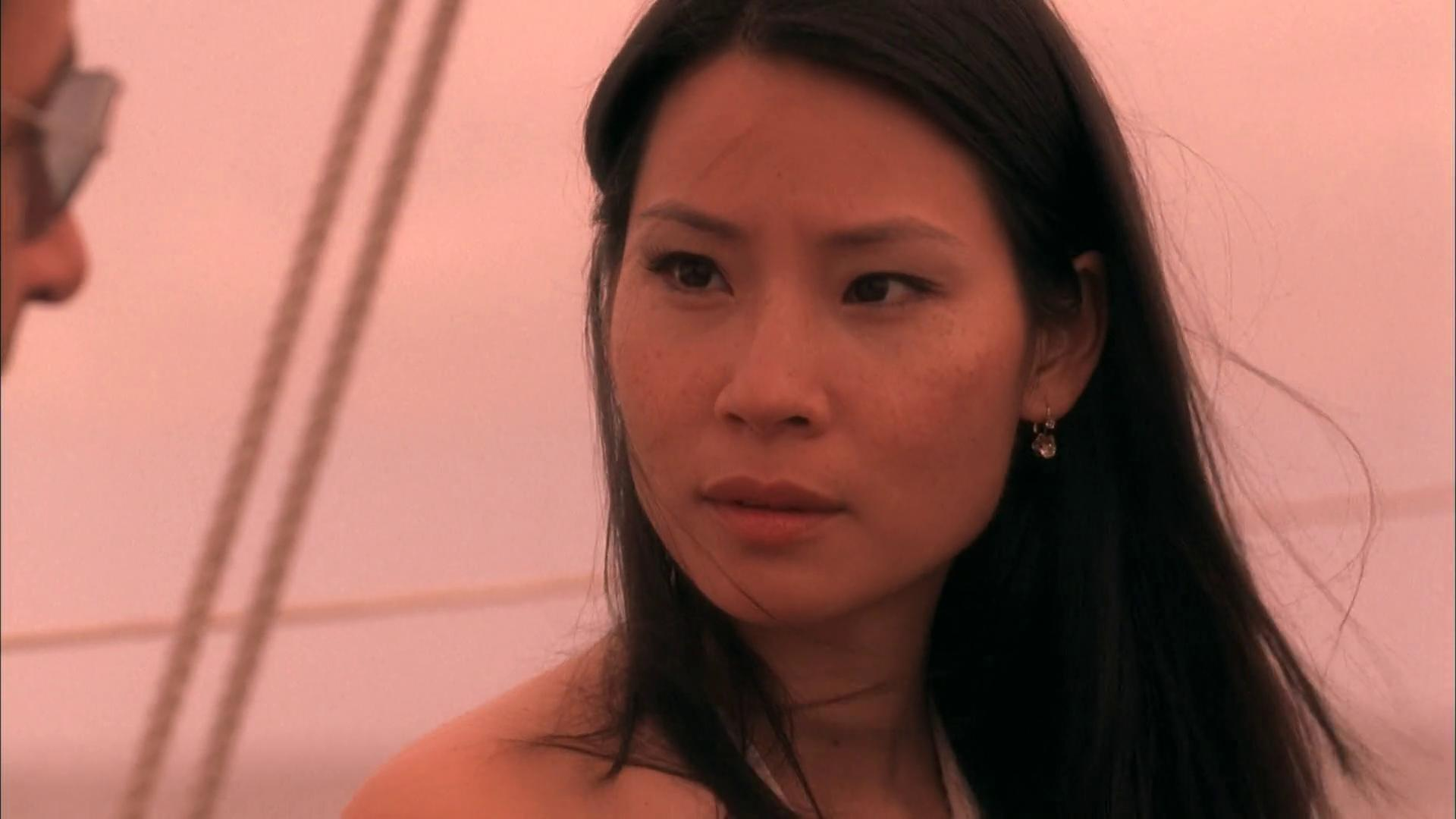 Lucy Liu in Cypher (2002)