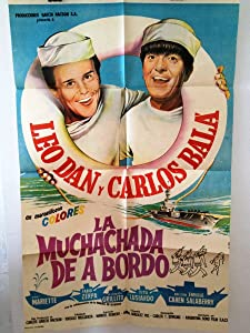 Downloadable full movies La muchachada de a bordo [1280x960]