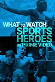 Sports Heroes on Prime Video Poster