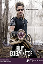 Billy the Exterminator Poster