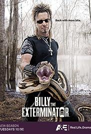 Billy the Exterminator Poster - TV Show Forum, Cast, Reviews