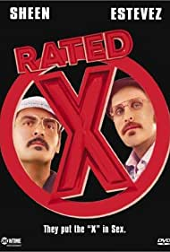 Charlie Sheen and Emilio Estevez in Rated X (2000)