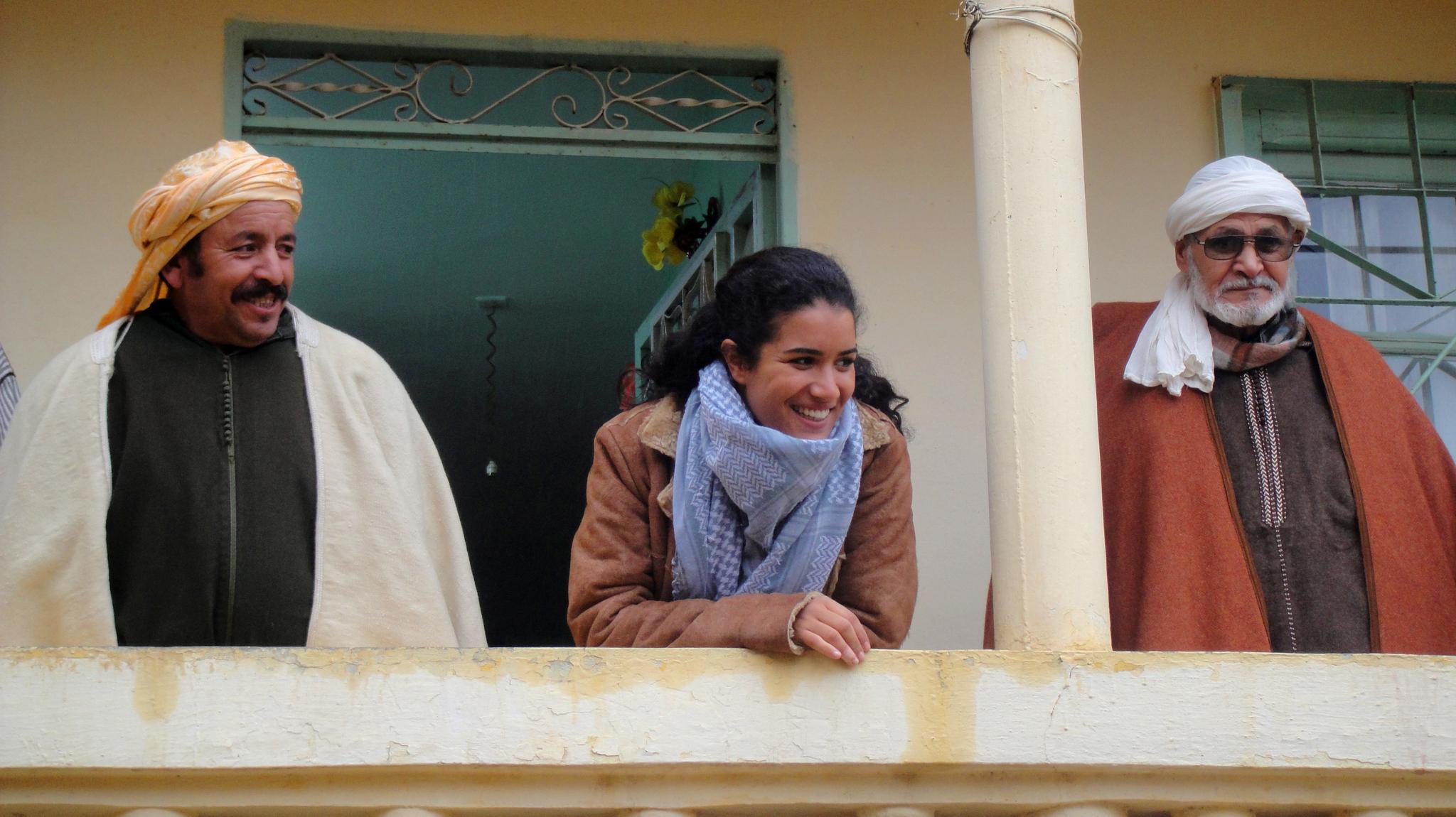 Sabrina Ouazani in Des hommes et des dieux (2010)