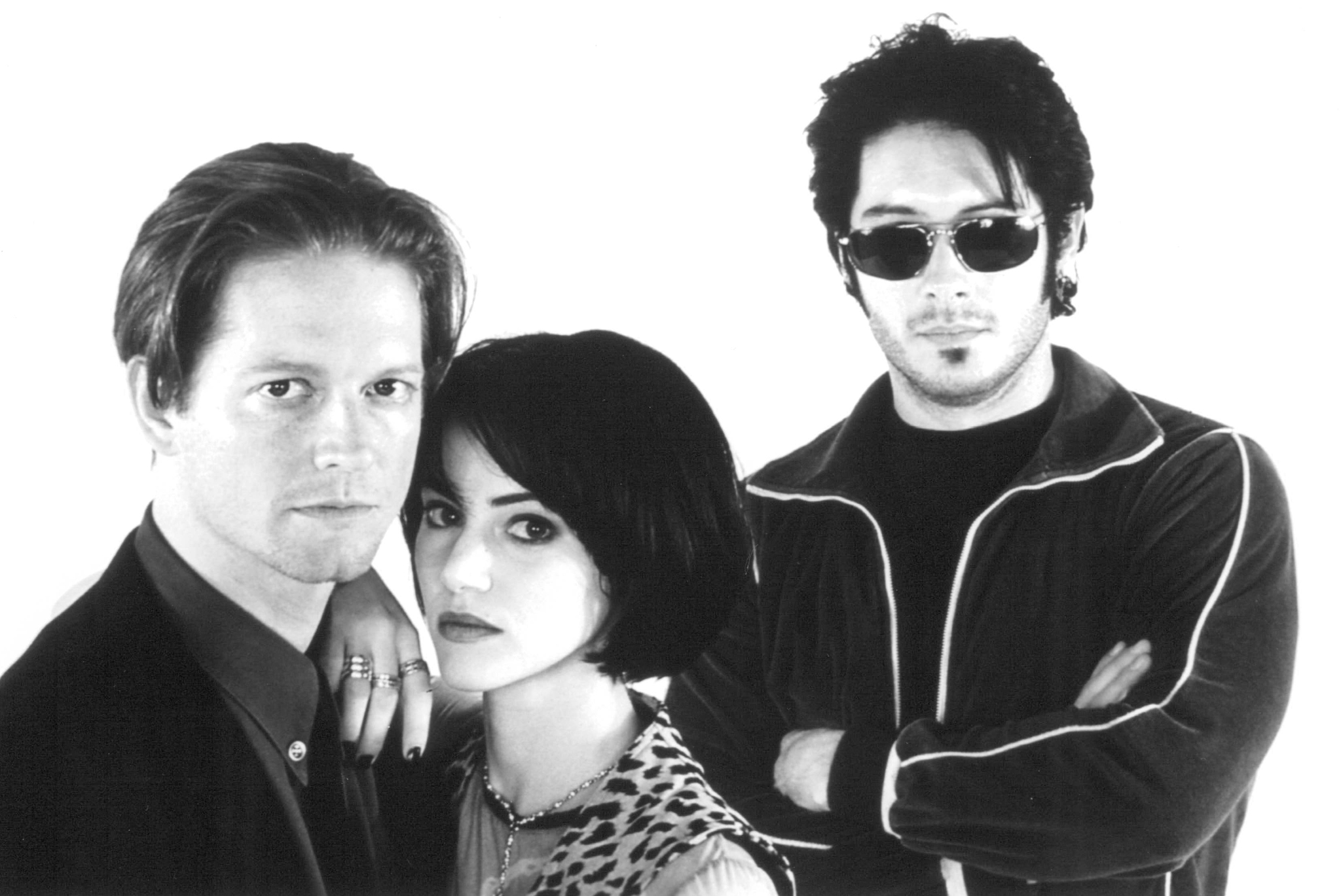James Spader, Eric Stoltz, and Joanna Going in Keys to Tulsa (1997)