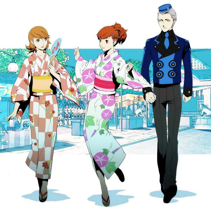 Persona 3 Portable (2009)