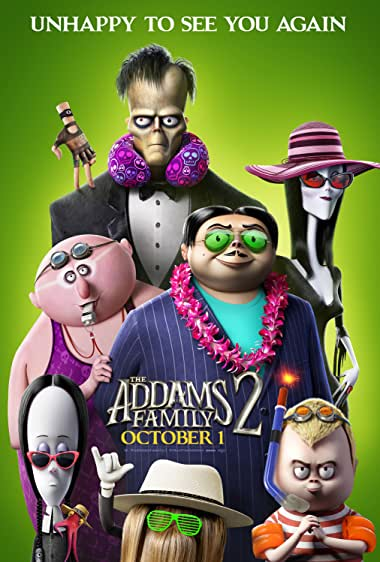 The Addams Family 2 (2021) HDRip English Full Movie Watch Online Free