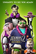 The Addams Family 2 (2021) Poster