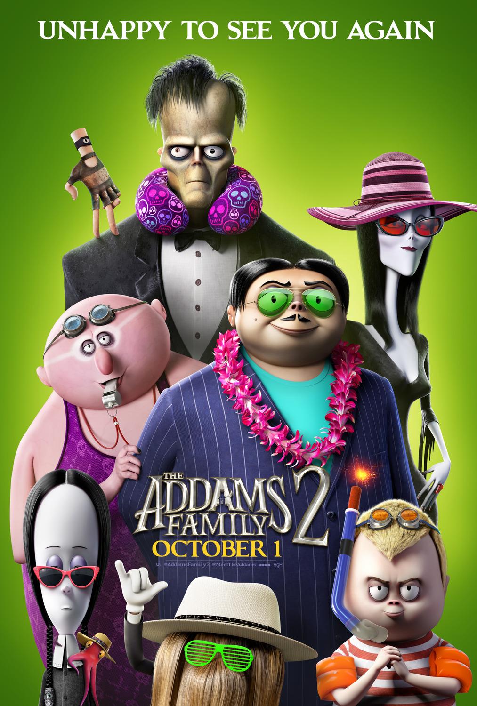 Phim Gia Đình Addams 2 - The Addams Family 2 (2021)