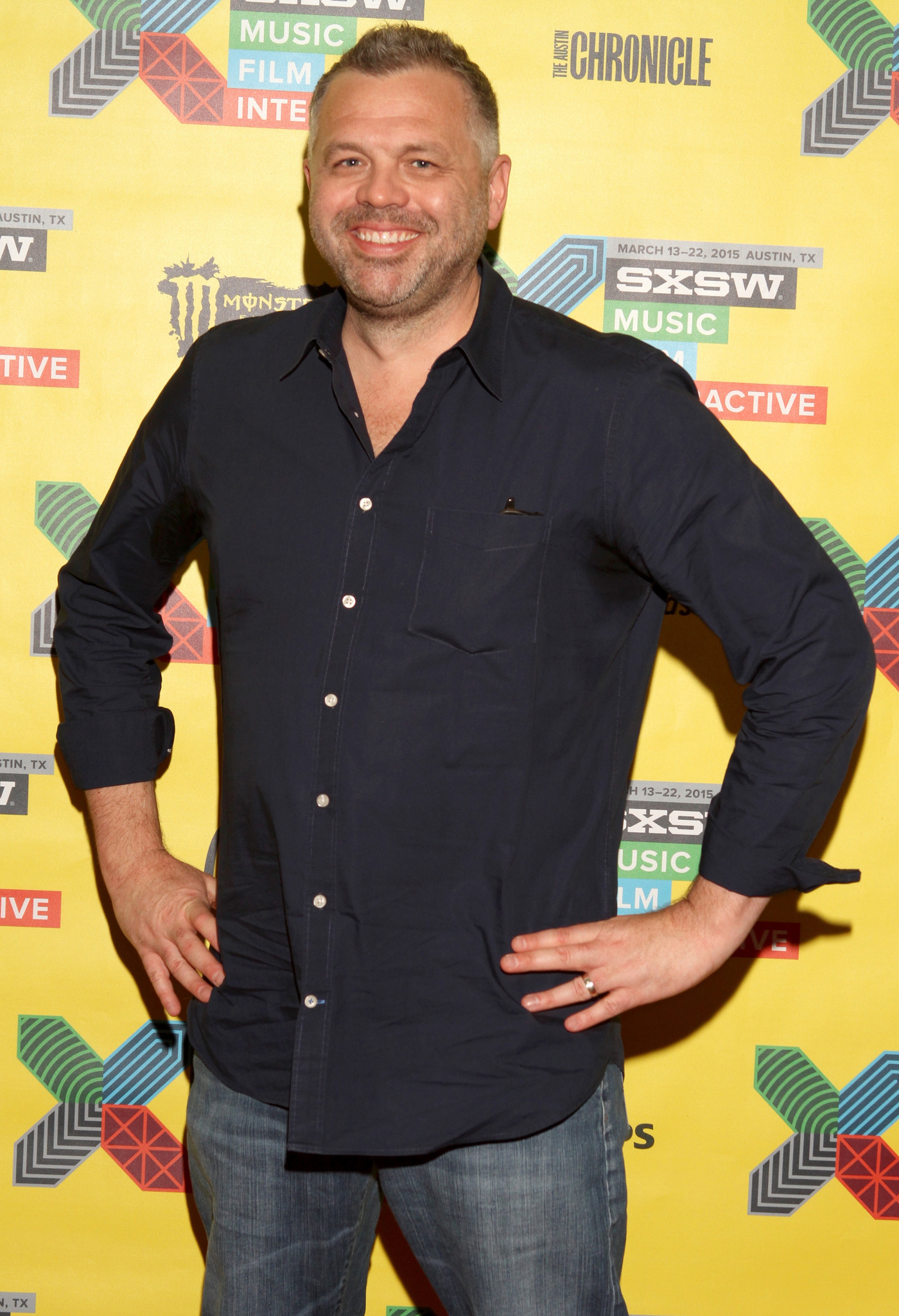 Chris McKenna at an event for Community (2009)