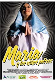María y los niños pobres Poster
