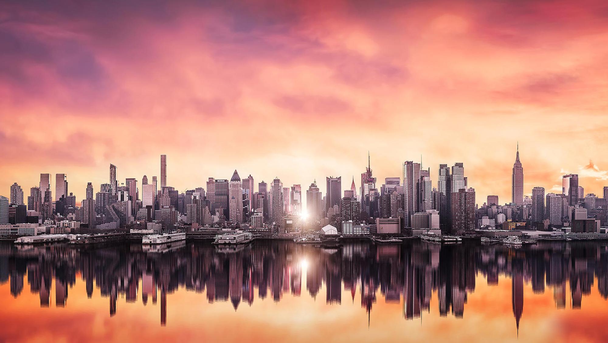 Gerardo Felisatti: Lightly in New York (2016)