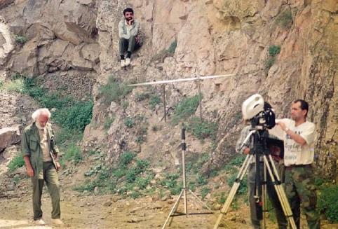 Behruz Afkhami in Aroos (1991)