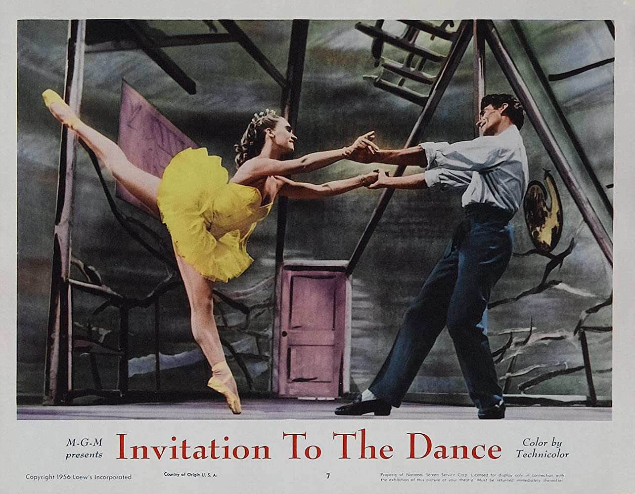 Invitation to the dance 1956 stopboris Images