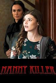 Danielle Bisutti and Morgan Obenreder in Nanny Killer (2018)