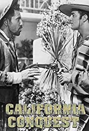 California Conquest Poster