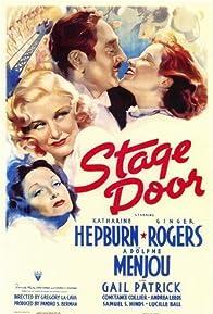 Primary photo for Stage Door