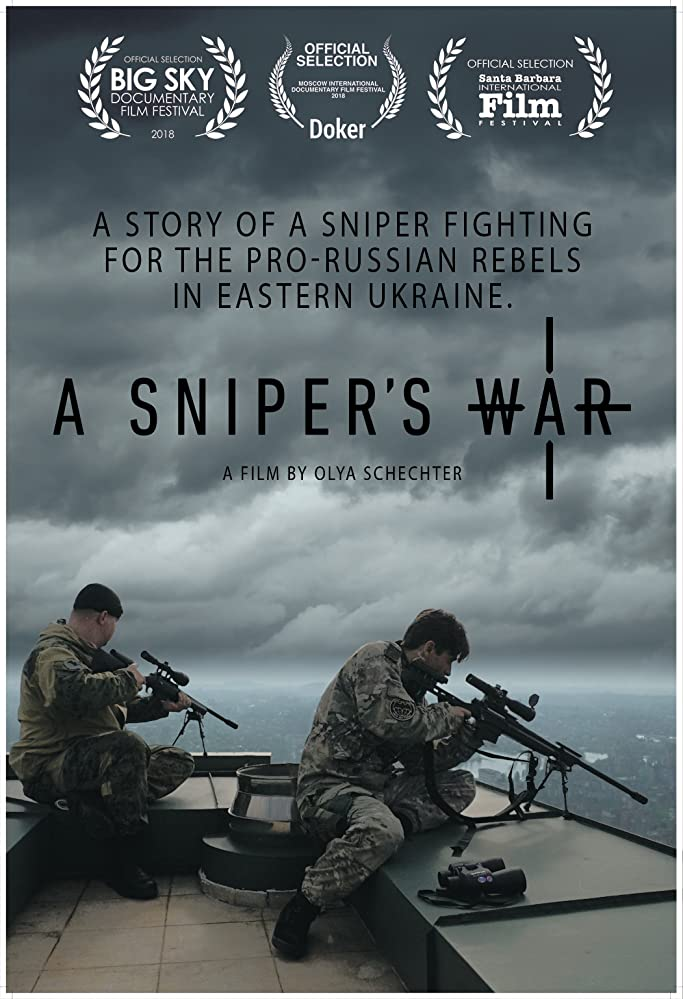 A Sniper's War Movie Poster