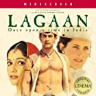Aamir Khan, Rachel Shelley, and Gracy Singh in Lagaan: Once Upon a Time in India (2001)