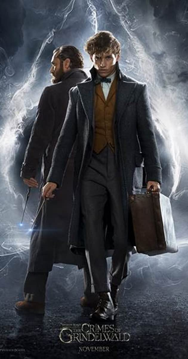 Sinh Vật Huyền Bí: Tội Ác Của GrindelWald - Fantastic Beasts: The Crimes of Grindelwald (2018)