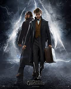 English movies downloads site Fantastic Beasts: The Crimes of Grindelwald UK [avi]