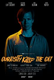 Curiosity killed the Cat Poster