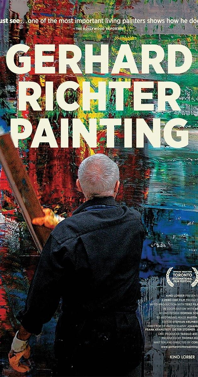 Gerhard Richter Painting (2011) - IMDb