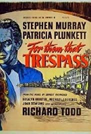 For Them That Trespass Poster
