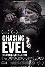 Chasing Evel: The Robbie Knievel Story Poster