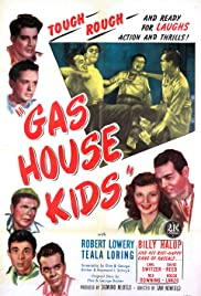Gas House Kids Poster