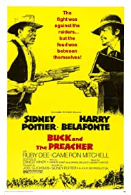 Buck and the Preacher (1972) Poster - Movie Forum, Cast, Reviews