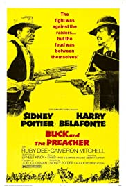 Buck and the Preacher (1972) Poster - Movie Forum, Cast, Reviews