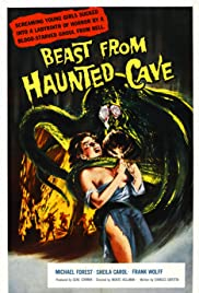 Beast from Haunted Cave (1959) Poster - Movie Forum, Cast, Reviews