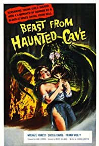 Primary photo for Beast from Haunted Cave