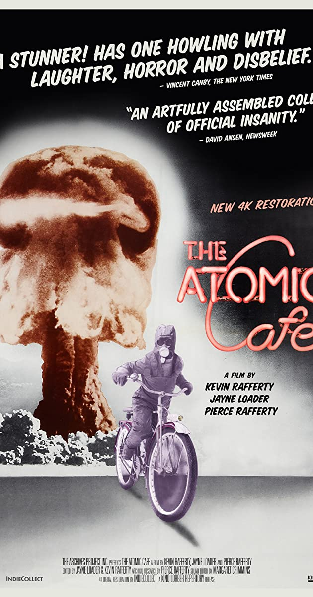 Subtitle of The Atomic Cafe