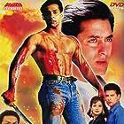 Salman Khan in Veergati (1995)